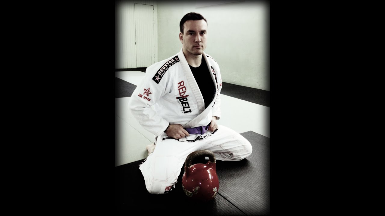 How to Use Kettlebells in Your BJJ Training