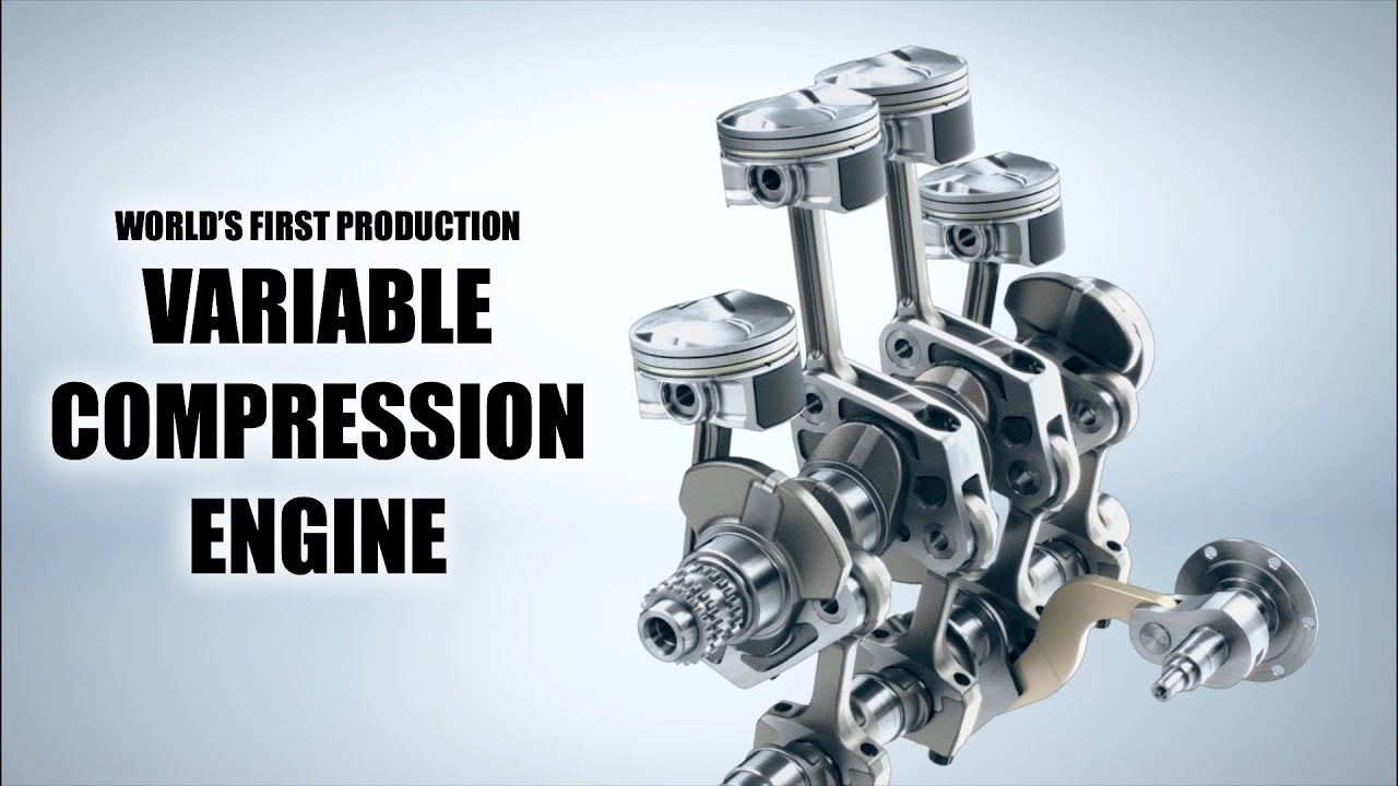 Here\u0027s Exactly How Infiniti\u0027s Variable,Compression Engine