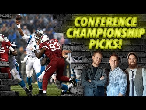 NFL Playoffs 2015-2016: AFC and NFC Conference Championship Picks! - The Fantasy Footballers