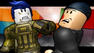 THE LAST GUEST TAKES ON THE MOB BOSS! ( A Roblox Jailbreak Update Roleplay Story)