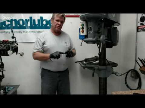 Live shop #10 Drive spline inspection / lubrication