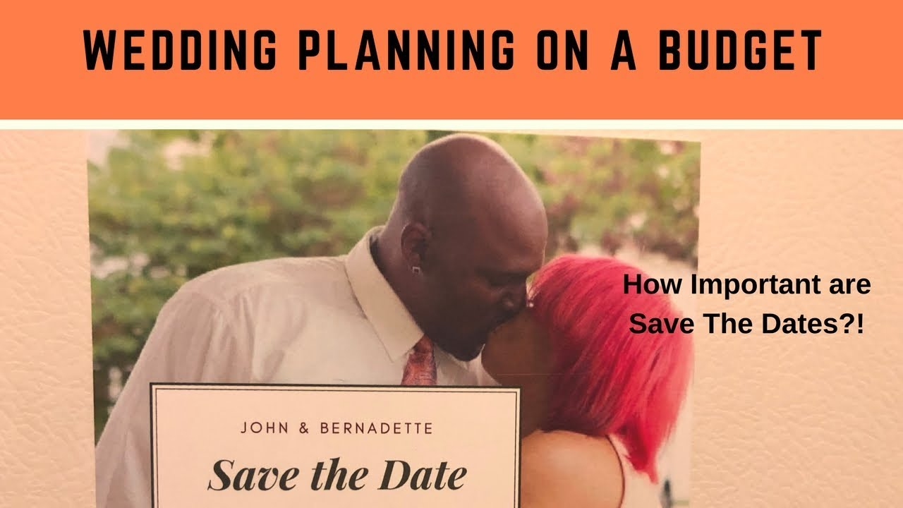 Budget ~ DIY Save The Date Magnets