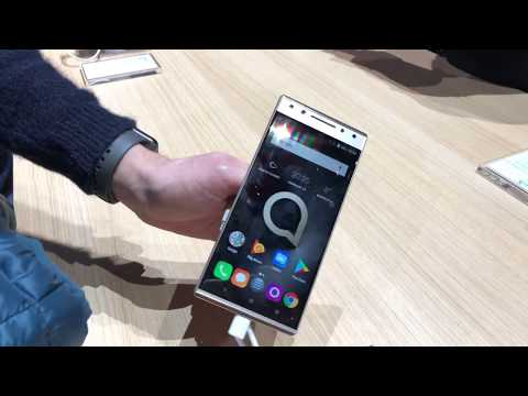 Alcatel 5 : Video anteprima dal Mobile World Congress 2018 di Barcellona