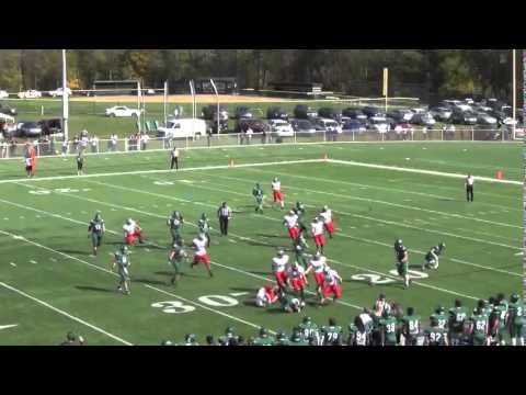 Carnegie Mellon Football at Bethany Highlights - YouTube