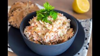 Легкий и полезный капустный салат рецепт