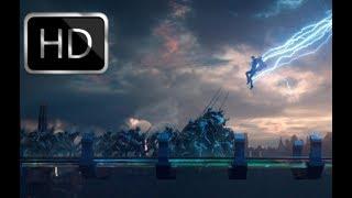 THOR RAGNAROK Movie ''Final Battle'' Fight Scene HD 2017