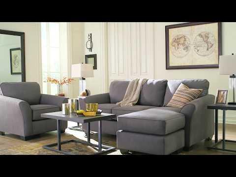 Ashley HomeStore   Terrarita Slate Living Room