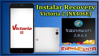 ☛ Recovery Vtelca Victoria 2 (TWRP 3.0) ★ BIEN EXPLICADO ★ 2017