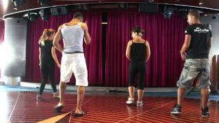 Видео: Chiquito & Dominican Power reggaeton workshop at All-Star Salsa Cruise 2011