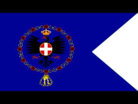Bandera del Principe de la Corona en la ocuación italiana (1939-43) - Principe of the Crown