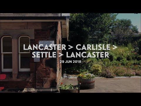Settle - Carlisle Railway day out