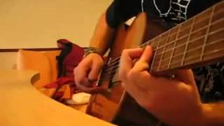 Песня из фильма Пираты Карибского Моря на гитаре
