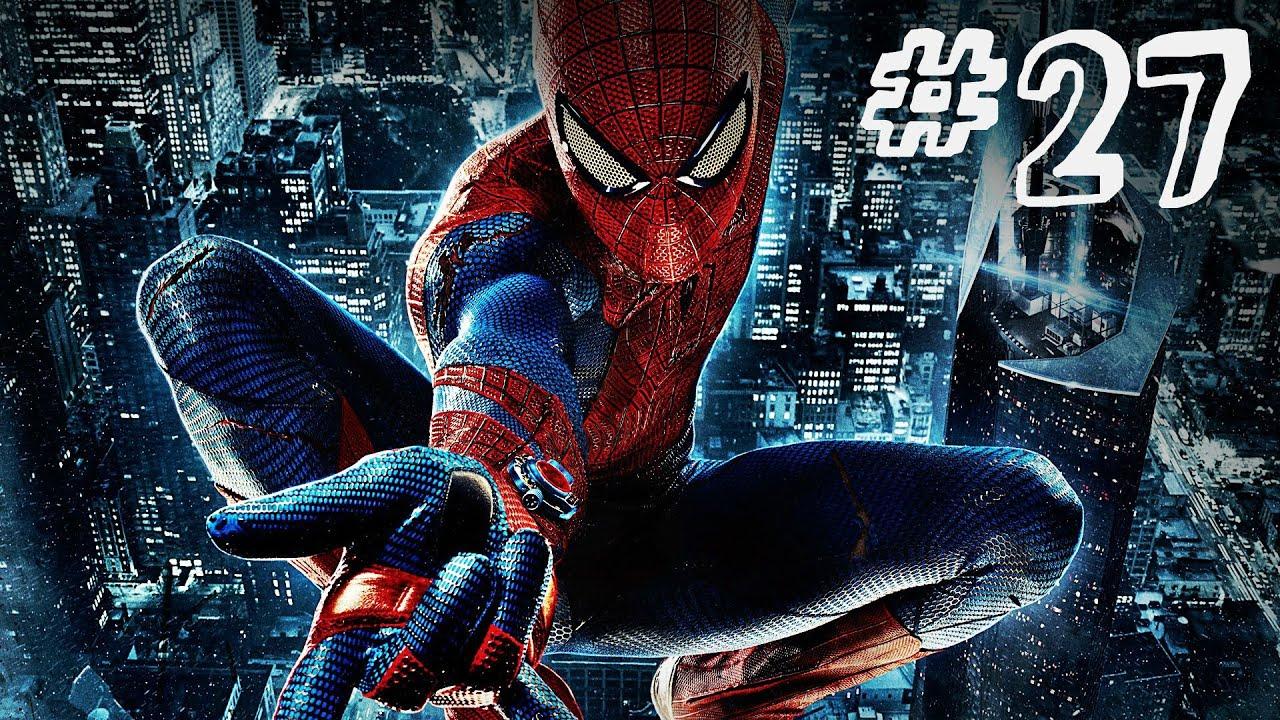 The Amazing Spider-Man - Gameplay Walkthrough - Part 27 ...
