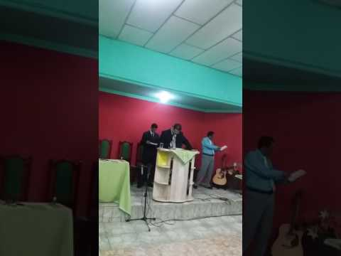 PR. Mario Luiz na Ass. De Deus Campinas  os Profetas