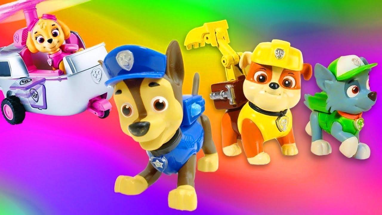 PAW Patrol Full Episodes  Pups Save Toys