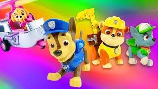 PAW Patrol Full Episodes. Pups Save Toys.
