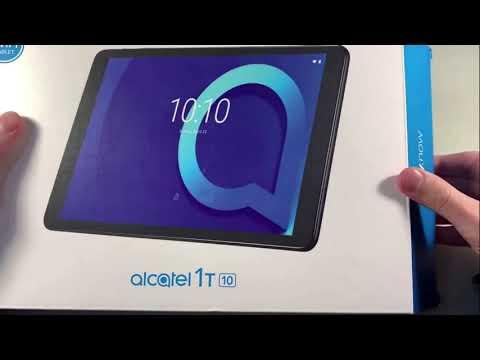 """Планшет Alcatel 1T 10 (8082) 10.1"""" WXGA/1GB/16GB/WiFi Premium Black"""