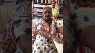 New Version Of JAB HUM JAWAN HONGE by Old women