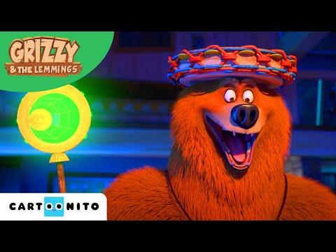 Grizzy und die Lemminge | In Trance | Boomerang