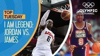 Michael Jordan v LeBron James: I Am Legend | Top Tuesday