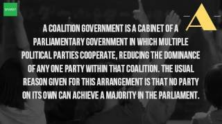 What Is The Meaning Of Coalition Government?