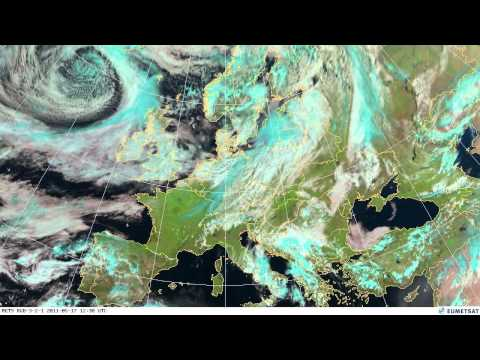 European Weather May 2011