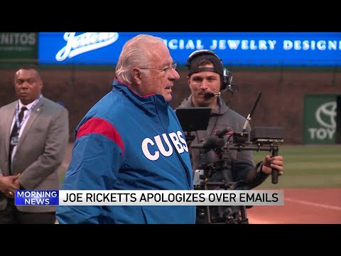 Cubs family patriarch Joe Ricketts apologizes for racist emails