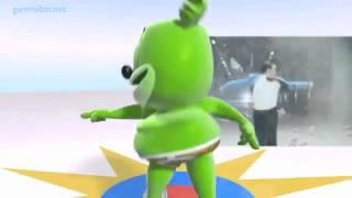 Gangnam Gummy Style Dance Gummib r The Gummy Bear Psy Song