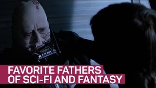 Favorite Sci-Fi and Fantasy Fathers: A Father's Day Tribute