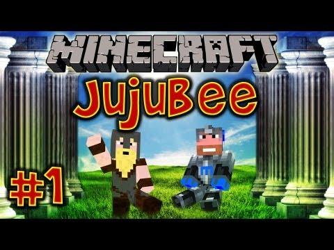 ★ Minecraft: JUJUBEE ISLANDS ★ Ep.1, Dumb and Dumber
