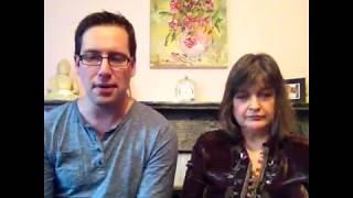 Eileen Davies And Scott Milligan