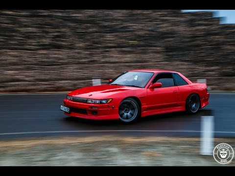 Nissan Silvia S13 Осенний Антидепрессант
