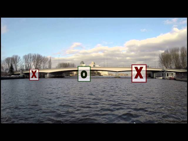 Heineken Roeivierkamp Course - From boat