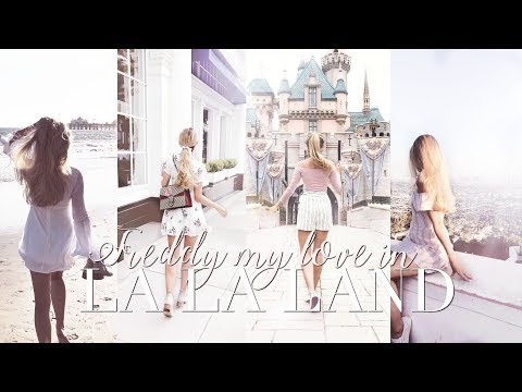 FREDDY IN LA LA LAND... MY DREAM TRIP! ~ Freddy My Love