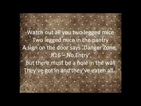 Two Legged Mice Song with Lyrics