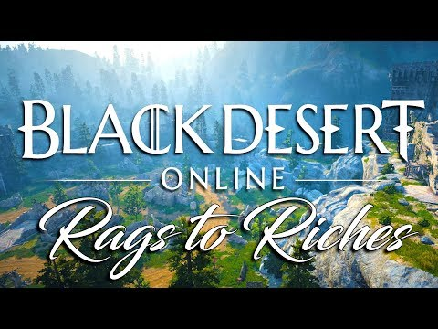 [BDO] Rags to Riches PART 1 - Introduction & Setup