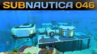 SUBNAUTICA [046] [Trautes Heim! Zurück in der alten Basis] [Deutsch German] thumbnail
