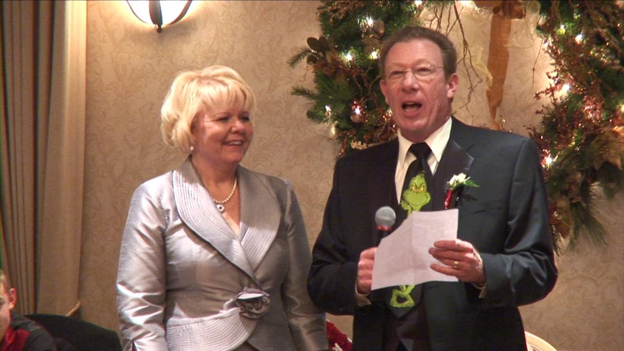 Groom's Parents Wedding Toast