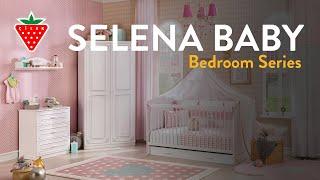Cilek Selena Baby Bedroom Series