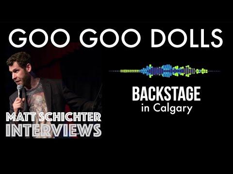 Goo Goo Dolls Interview