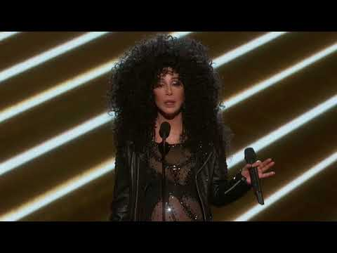 Cher Accepts Icon Award - BBMA 2017