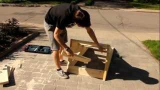 How To Build A Skateboard/longboard Kicker?