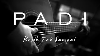 Download lagu Padi - Kasih Tak Sampai ( Acoustic Karaoke )