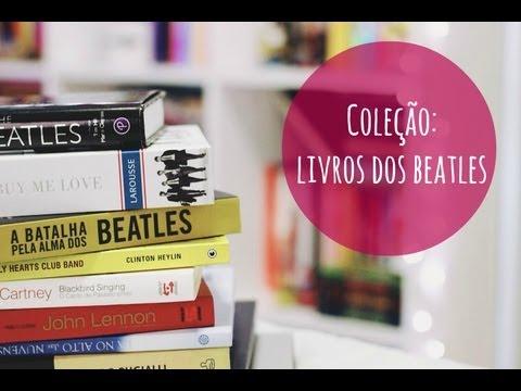 Coleção: livros dos Beatles