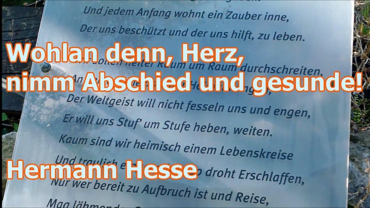 Jedem hesse gedichte ein wohnt inne anfang hermann zauber Gedichte Hermann