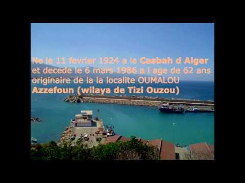 Omar Mekraza Le Mouloudeen (Casbah/Rampe Vallee-Azzefoun)