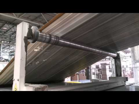 Static electricity on Conveyor belt in industry