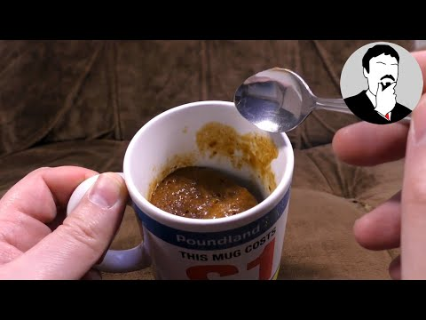 Sticky Toffee Pud in a Mug | Ashens