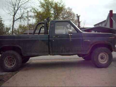 My 1980 Ford F 250 Youtube