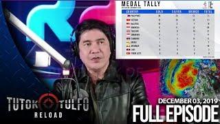 Download Mp3 Tutok Tulfo Reload | December 03, 2019 Full Episode